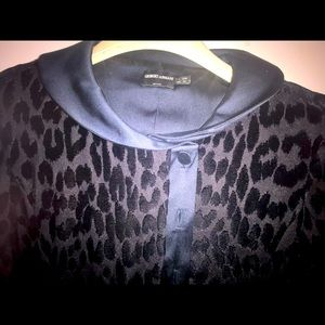 Giorgio Armani Woman's Jacket navy blue